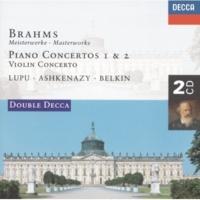 ラドゥ・ルプー/ヴラディーミル・アシュケナージ/ボリス・ベルキン/ロンドン交響楽団/ロンドン・フィルハーモニー管弦楽団/ズービン・メータ/イヴァン・フィッシャー/エド・デ・ワールト Brahms: Piano Concertos Nos.1 & 2/Violin Concerto