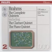 ベルリン・フィルハーモニー八重奏団/ウェルナー・ハース/ルドルフ・A.ハルトマン/アルフレート・マレチェック/土屋邦雄/ペーター・シュタイナー/フェルディナント・メツガー/ディートリヒ・ゲルハルト/ヘルベルト・シュテール Brahms: The Complete Quintets