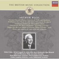 ナショナル・フィルハーモニー管弦楽団/バーナード・ハーマン Bliss: Things to Come - Suite - Prologue
