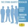 エマーソン弦楽四重奏団 Emerson String Quartet - The String Quartet Revealed [3 CDs]