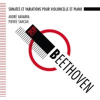 André Navarra/Pierre Sancan Beethoven: Sonate pour violoncelle et piano n° 5 en ré majeur, op.102 n° 2 - 1. Allegro con brio