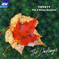 The Lindsays Tippett: String Quartet No.3 - 5. Allegro comodo