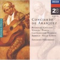 エドゥアルド・フェルナンデス/イギリス室内管弦楽団/エンリケ・ガルシア・アセンシオ Ponce: Concierto del sur - 1. Allegretto