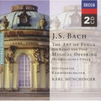 Karl Münchinger/Stuttgarter Kammerorchester J.S. Bach: The Art of Fugue, BWV 1080 - - - No.19a