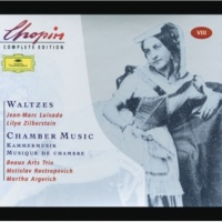 """リーリャ・ジルベルシュテイン Chopin: Waltz """"Sostenuto"""" in E flat major op. posth. (KK 1237)"""