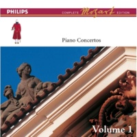 アルフレッド・ブレンデル/アカデミー・オブ・セント・マーティン・イン・ザ・フィールズ/サー・ネヴィル・マリナー Mozart: The Piano Concertos, Vol.1