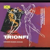"""Elfride Trötschel/Hans Braun/Bavarian Radio Chorus/Josef Kugler/Symphonieorchester des Bayerischen Rundfunks/オイゲン・ヨッフム Orff: Carmina Burana / 3. Cour d'amours - """"Tempus est iocundum"""""""