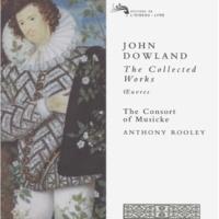 コリン・ティルニー Dowland: Piper's Pavan & Galliard - transcr. for keyboard by J. Bull & M. Peerson