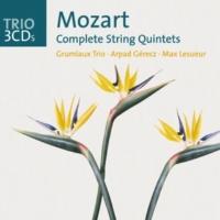 Arthur Grumiaux/Arpad Gérecz/Georges Janzer/Max Lesueur/Eva Czako Mozart: String Quintet in B Flat Major, K.174 - 2. Adagio