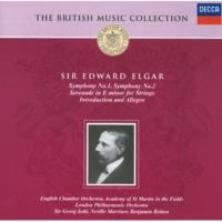 イギリス室内管弦楽団/ベンジャミン・ブリテン Elgar: Introduction and Allegro for Strings, Op.47
