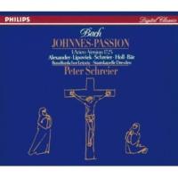 """ペーター・シュライアー/Andreas Scheibner/ライプツィヒ放送合唱団/シュターツカペレ・ドレスデン J.S. Bach: St. John Passion, BWV 245 / Part Two - No.16  Evangelist, Pilatus, Chorus: """" Da führeten sie Jesum """""""