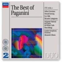 ヴァリアス・アーティスト The Best of Paganini