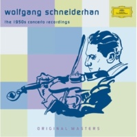 ヴォルフガング・シュナイダーハン/バンベルク交響楽団/フェルディナント・ライトナー ヴァイオリン協奏曲 第1番 ト短調 作品26: 第3楽章: Finale (Allegro energico)