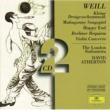 メアリー・トーマス/メリエル・ディキンソン/ロンドン・シンフォニエッタ/デイヴィッド・アサートン Weill: Mahagonny Songspiel / Part 1 - Prologue - 2. Alabama Song: Moderato