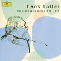 ハンス・ホッター/エリック・ヴェルバ Schubert: Winterreise, D.911 - 14. Der greise Kopf