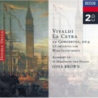 """アイオナ・ブラウン/Malcolm Latchem/アカデミー・オブ・セント・マーティン・イン・ザ・フィールズ Vivaldi: 12 Violin Concertos, Op.9 - """"La cetra"""" - Concerto No. 9 in B flat major - 1. Allegro"""