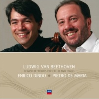 Enrico Dindo/Pietro De Maria Beethoven: Sonata for Cello and Piano No.5 in D, Op.102 No.2 - 2. Adagio con molto sentimento d'affetto