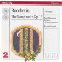 ニュー・フィルハーモニア管弦楽団/レイモンド・レッパード Boccherini: The 6 Symphonies, Op.12