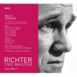 Sviatoslav Richter Richter the Master - Bach & Chopin [2 CDs]