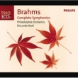 Philadelphia Orchestra/Riccardo Muti Brahms: The Symphonies & Overtures [3 CDs]