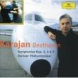 Herbert von Karajan ベートーヴェン:交響曲《運命》《田園》《合唱》 カラヤン [2 CDs]