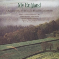 ヴァリアス・アーティスト My England - A Collection of Timeless English Concertos
