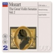 Ingrid Haebler Mozart: The Great Violin Sonatas, Vol.2 [2 CDs]