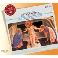 """ペーター・シュライアー/テオ・アダム/Andreas Scheibner/シュターツカペレ・ドレスデン J.S. Bach: St. Matthew Passion, BWV 244 / Part One - No.16 Evangelist, Jesus, Petrus: """"Petrus aber antwortete"""""""