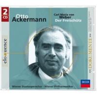 """Marjan Rus/Wiener Philharmoniker/Otto Ackermann Weber: Der Freischütz - Act 1 - """"Hier im irdschen Jammertal"""""""
