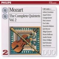 ジャック・ブライマー/The Allegri String Quartet Clarinet Quintet in A, K.581: クラリネット五重奏曲~第2楽章