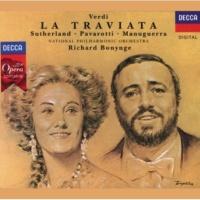 """ジョーン・サザーランド/マージョン・ランブリク/ジョルジュ・タデオ/ナショナル・フィルハーモニー管弦楽団/リチャード・ボニング Verdi: La traviata / Act 3 - Prelude. """"Annina? Comandate?"""