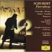 ヨーロッパ室内管弦楽団/クラウディオ・アバド Schubert: Fierrabras