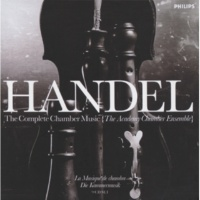 ウィリアム・ベネット/Trevor Wye/ジョージ・マルコム/デニス・ヴィゲイ/アカデミー室内アンサンブル Handel: Trio Sonata for 2 Flutes and Continuo in E minor, HWV 395 - 4. Allegro