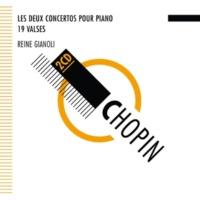 Reine Gianoli Chopin: Valse en fa mineur op.70 n°2