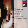 "Ruggiero Ricci/Louis Persinger Paganini: Variations on ""God Save The King"", Op.9"