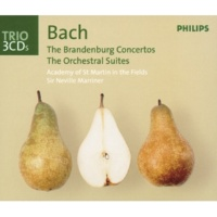 Sir Neville Marriner J.S. Bach: J.S. Bach: Orchestral Suite No.1 - Ouverture