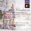 Wiener Philharmoniker/Lorin Maazel Tchaikovsky: Symphonies Nos. 4-6; Hamlet Overture [2 CDs]