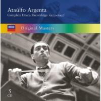 アタウルフォ・アルヘンタ Ataúlfo Argenta: Complete Decca Recordings 1953-1957