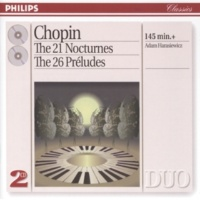 アダム・ハラシェヴィチ Chopin: The 21 Nocturnes; The 26 Préludes