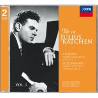 Julius Katchen Schumann: Fantasie in C, Op.17 - 3. Langsam getragen. Durchweg leise zu halten - Etwas bewegter