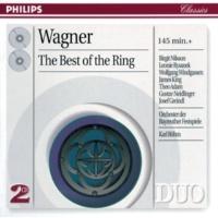 """ジェームズ・キング/カール・ベーム/ビルギット・ニルソン/バイロイト祝祭管弦楽団 Wagner: Die Walküre - Erster Tag des Bühnenfestspiels """"Der Ring des Nibelungen"""" - Zweiter Aufzug - """"Du sahest der Walküre sehrenden Blick"""""""
