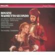 """ジューン・アンダーソン/Ernesto Palacio/Margarita Zimmermann/フィルハーモニア管弦楽団/クラウディオ・シモーネ Rossini: Maometto II / Act 1 - Scena: """"Pietoso ciel"""" (Anna, Erisso, Calbo)"""