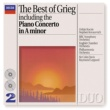 Various Artists The Best of Grieg [2 CDs]