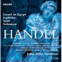 "Philip Salmon/モンテヴェルディ合唱団/イングリッシュ・バロック・ソロイスツ/ジョン・エリオット・ガーディナー Handel: Israel In Egypt,  HWV 54 / Part 2: Moses' Song - ""The enemy said: I will pursue"" [Live]"