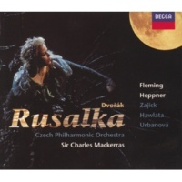 Ivan Kusnjer Dvorák: Rusalka, Op.114 / Act 2 - U nás v lese strasi