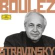 Pierre Boulez Boulez Conducts Stravinsky