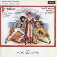 Orchestra of the Royal Opera House, Covent Garden/Isidore Godfrey Sullivan: Ruddigore or The Witch's Curse - Overture