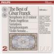José Carreras/Wiener Symphoniker/Uwe Christian Harrer/Michael G. Gormley Franck: Panis Angelicus