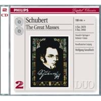 Christoph Albrecht/Rundfunkchor Leipzig/Staatskapelle Dresden/Wolfgang Sawallisch Schubert: Mass No.5 in A flat, D.678 - Sanctus