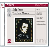 Rundfunkchor Leipzig/Staatskapelle Dresden/Wolfgang Sawallisch Schubert: Mass No.6 in E flat, D.950 - Sanctus
